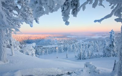 How being brave took me to Lapland