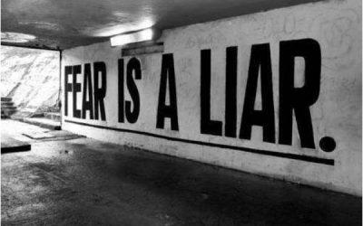 How I Overcame FEAR…….