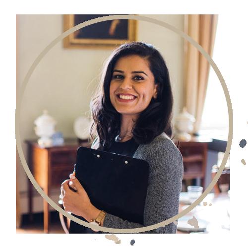Meera Majithia – Wedding Planner